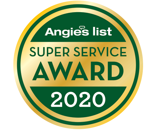 Angie's List Award Badge